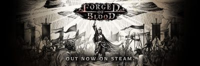 Forged of Blood now live on Steam